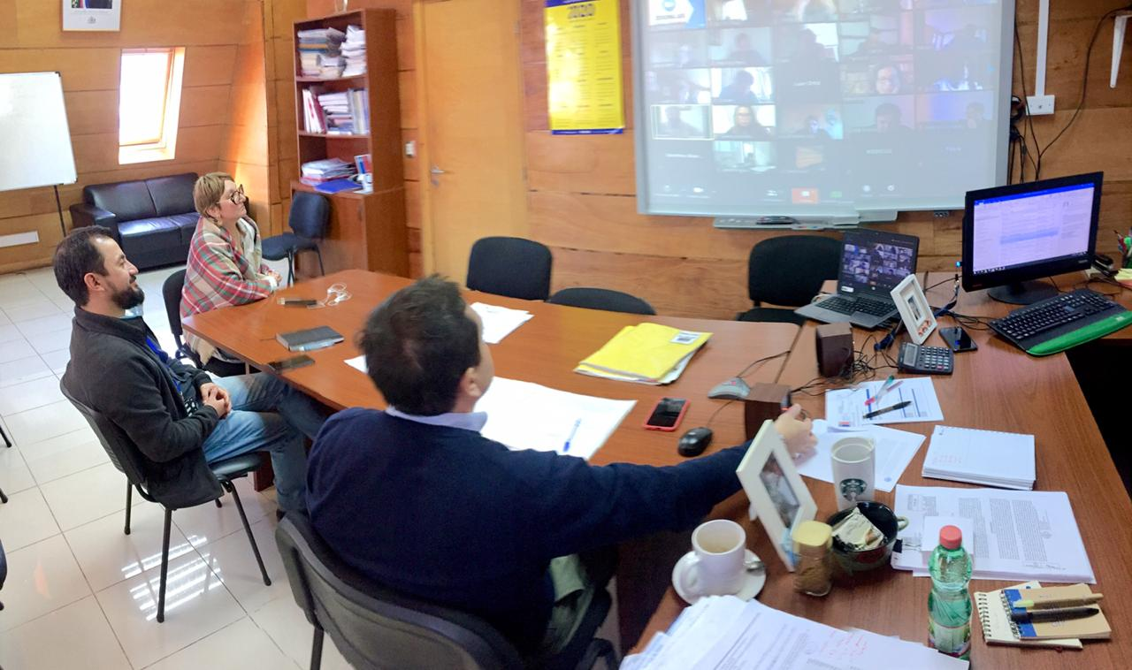 Hospital de campaña será habilitado en Chiloé para atender demanda por coronavirus